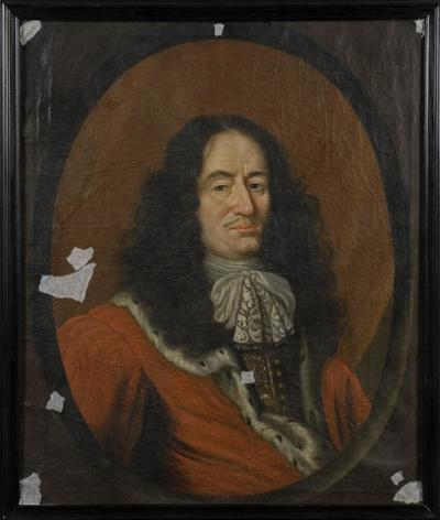Image from object titled Knut Kurck, 1622-1690