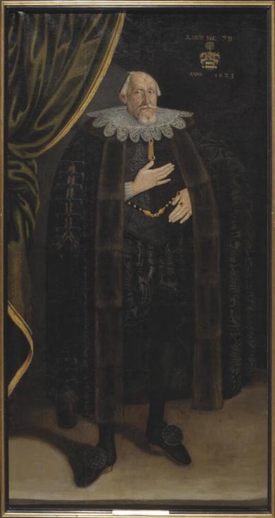 Klas Bielke af Åkerö, 1544-1623