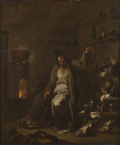 Image from object titled The Alchemist