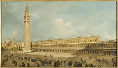 Piazza San Marco in Venice