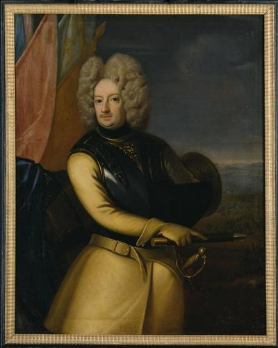 Magnus Stenbock, 1665-1717, count, field marshal