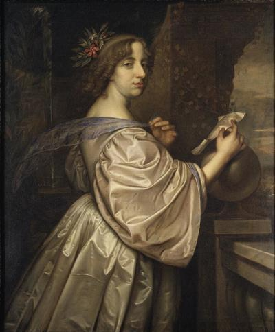 Image from object titled Queen Christina of Sweden (1626 - 1689)