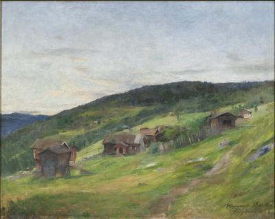 Landscape, Eggedal