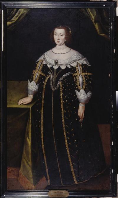 Katarina, 1584-1638, prinsessa av Sverige pfalzgrevinna av Zweibrücken
