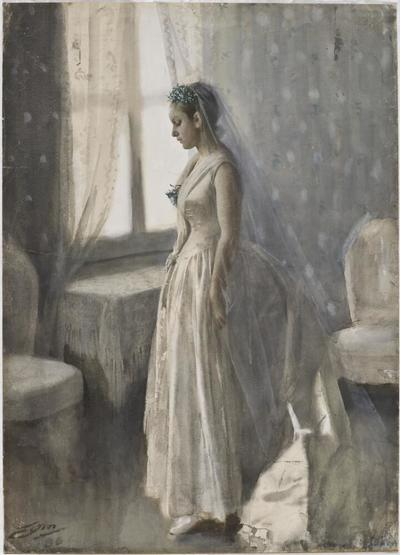 Image from object titled The Bride