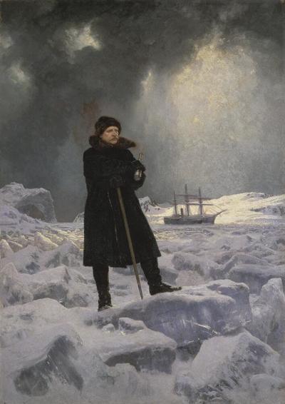 The Explorer A.E. Nordenskiöld