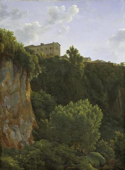Gorge at Cività Castellana