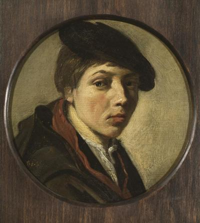 Image from object titled Portrait of a Boy