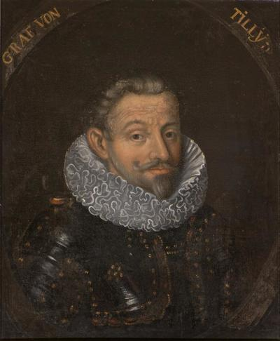 Image from object titled Jean Tserclaes von Tilly, 1559-1632, greve