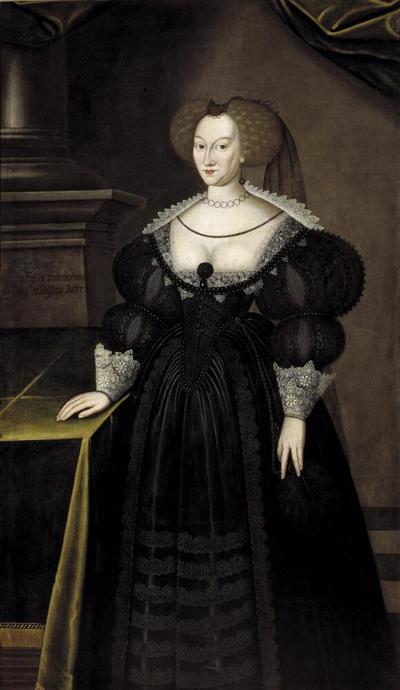 Maria Eleonora?, 1599-1655, drottning av Sverige, prinsessa av Brandenburg