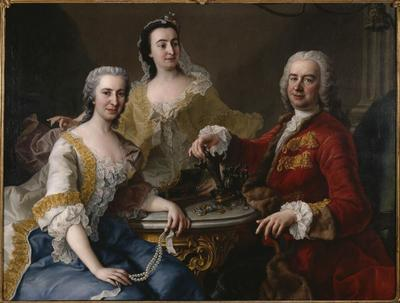 Image from object titled Joseph de France and his Family