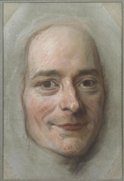 Image from object titled Portrait of Voltaire
