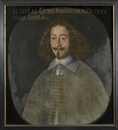 Nikolaus Georg von Raigersperger | Okänd; Anselmus van Hulle (Copy after)