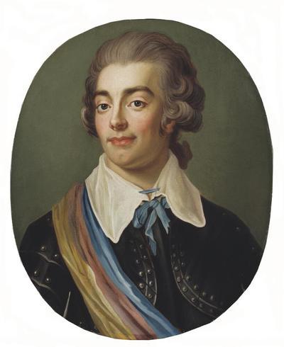 Adolf Ludvig Stjerneld , 1755-1835