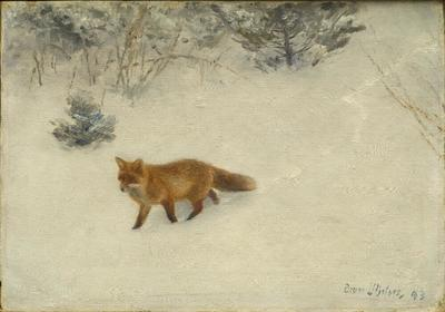 Image from object titled The Fox