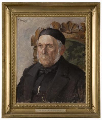 Karl Emanuel Cederström, 1804-1892