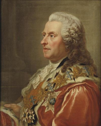 Carl Gustaf Tessin, 1695-1770, greve