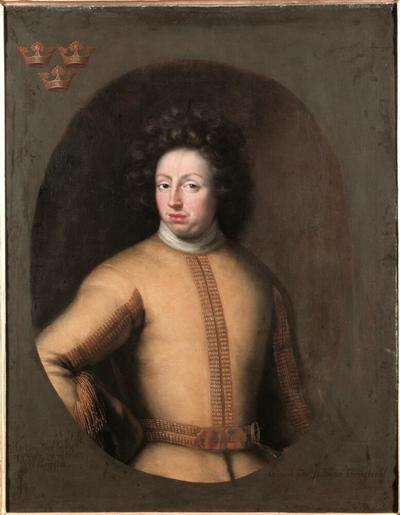 Image from object titled Karl XI, 1655-1697, kung av Sverige, pfalzgreve av Zweibrücken