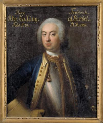 Image from object titled Per Kalling, 1700-1795