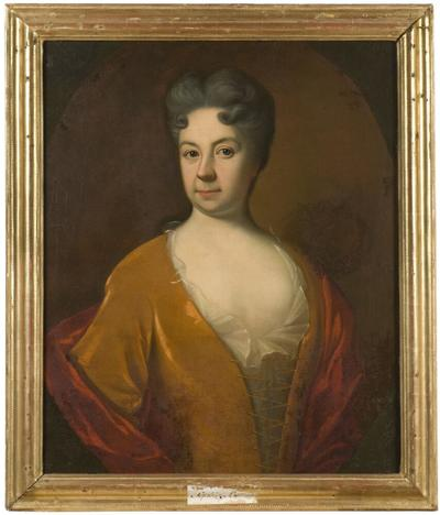 Sophia Elisabet Weber, 1659-1730, gift med Elias Brenner