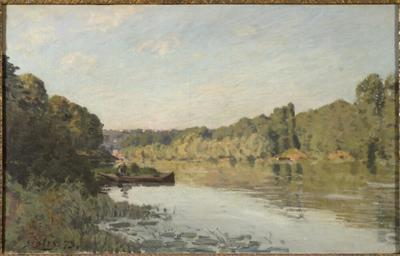 Landscape from Bougival