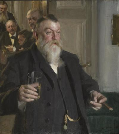 Image from object titled A Toast in the Idun Society