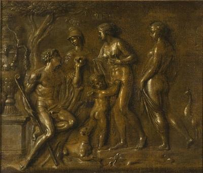 Image from object titled The Judgement of Paris