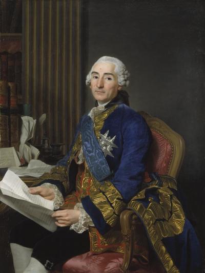 César Gabriel, Comte de Choiseul, Duc de Praslin