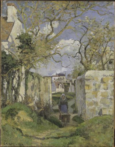 Landscape from Pontoise