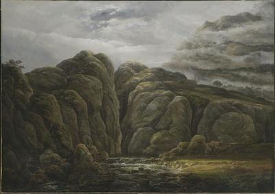 Image from object titled Norwegian Mountain Landscape