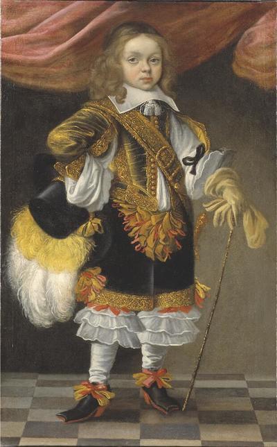 Image from object titled Ludvig, 1661-1711, kronprins av Frankrike (?)