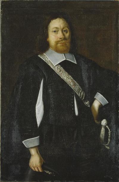 Johan Johansson Rosenhane, 1611-61