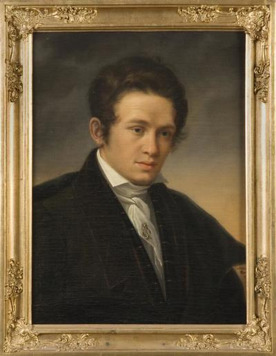 Image from object titled Karl August Nicander, 1799-1839