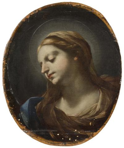 Head of the Virgin