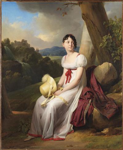 Madame Saint-Ange Chevrier