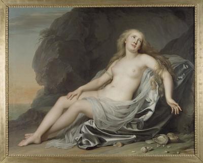 Ariadne Lying on the Shore of Naxos