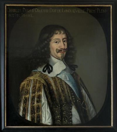Image from object titled Henrik II, 1595-1663, av Bourbon-Orleans