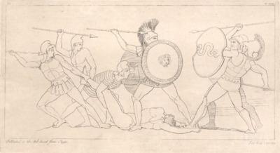 Walka o zwłoki Patroklosa