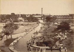Image from object titled The Mills, Hyderabad.
