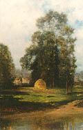 Сельский вид; A Country View