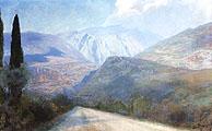 Дорога в Дельфы; Road to Delfs