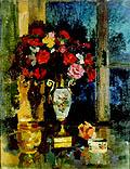 Букет бумажных роз; Bouquet of Paper Roses