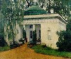 Павильон в Кузьминках; Pavilion in Kuzminky