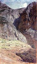 Кастальское ущелье; Castal Canyon