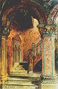 Теремной дворец в Московском Кремле; The Terem Palace in the Moscow Cremlin