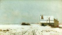 Зимний пейзаж; Winter Landscape