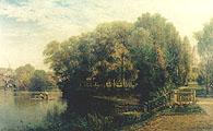 Жуков пруд в Москве; Zhukov Pond in Moscow