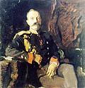 Портрет великого князя Георгия Михайловича; Portrait of the Grand Duke Georgy Mikhailovich