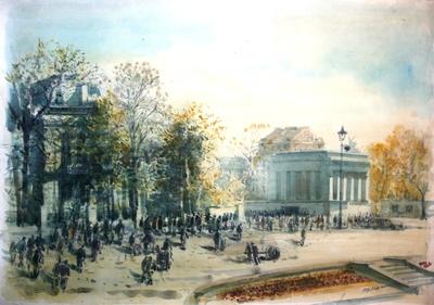Image from object titled Мавзолеят на Г.Димитров.