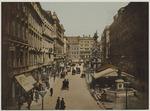 Image from object titled Wien. Der Graben